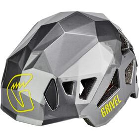 Grivel Stealth Helm, grijs
